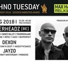 Techno Tuesday Amsterdam I Filterheadz (BE), 7 Aug, Melkweg