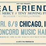 Real Friends - Concord Music Hall - June 9th