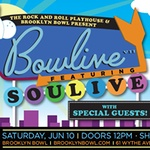 Bowlive for Kids featuring Soulive at Brooklyn Bowl