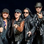 Scorpions plus very special guest Megadeth