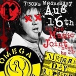 Modern Day Rippers record release W/ Omega Tribe (UK) & Halligan