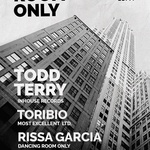 Dancing Room Only w/Todd Terry, Toribio & Rissa Garcia