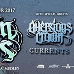 Within The Ruins, Enterprise Earth, Aversions Crown, Currents