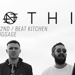 Nothing with Souvenirs, RLYR & Luggage at Beat Kitchen