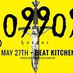 Ho99o9 (Horror) at Beat Kitchen: United States Of Horror Tour