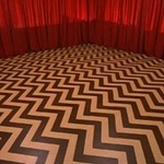 Art Macabre x Twin Peaks Death Drawing: Fire Chalk with Me