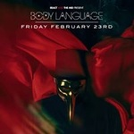 BODY LANGUAGE: CLAPTONE at The MID
