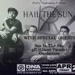 Hail The Sun, Sea In The Sky, gP. and Ourfathers at DNA Lounge