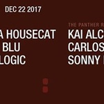 Felix Da Housecat/ Sydney Blu/ Love & Logic at Output and Bembe Presents: Kai Alce/ Carlos Mena in The Panther Room