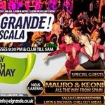 May edition - Friday 19 May with special guests Mauro & Keoni , 9pm - 5am