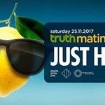 Dragon Energy pres. Truth Matinee featuring Just Her (UK)