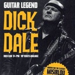 Dick Dale / Badwater Sound/ Austin Stirling at Reggies Rock Club