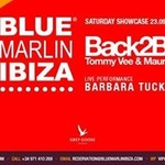 Saturday at Blue Marlin Ibiza: Back2Back- Barbara Tucker