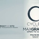 Max Graham Cycles 8 Open to Close at Sound-Bar Chicago