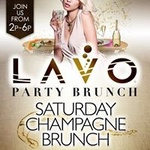 Lavo Party Brunch - Star Wars themed