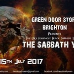 The Sabbath Years at The Green Door Store