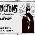 The Lillingtons with MakeWar at Beat Kitchen