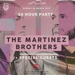 24 Hour Party: The Martinez Brothers, Carl Craig, Andhim & More