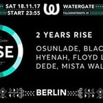 2 YEARS RISE w/ Osunlade Hyenah Floyd Lavine and many more