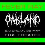 Fever Ray at Fox Theater