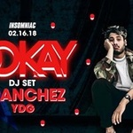 Ookay (DJ Set) with Branchez + YDG at Exchange