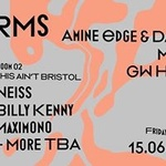 15.6 Forms: Amine Edge & Dance, Mat.Joe, Weiss & Billy Kenny