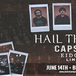 Hail the Sun / Capsize / Eidola / Limbs / Death of Massive Stars at Beat Kitchen