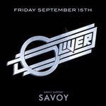 Oliver w/ Savoy at The MID