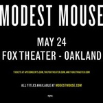 Modest Mouse at Fox Theater