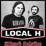 Local H, Wizard Solstice, Mood Ring Circus at Outland Ballroom