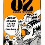 OZ - A Night Of Psychedelia - Great Escape Afterparty