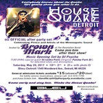 House Quake Detroit - the Official After Party Set Celebrating Prince &