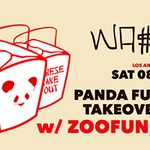 Wasted Presents: ZooFunktion & The Panda Funk Fam