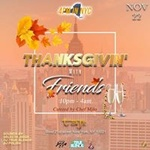 Thanksgivin With Friends at Taj Lounge