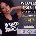 Woman Rock Day Party