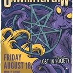 Unwritten Law 25th Anniversary / Lost in Society / Horace Pinker