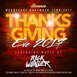Bounce Thanksgiving Eve party 2017
