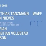 Matthias Tanzmann/ wAFF/ Alan Nieves at Output and Bespoke Musik in The Panther Room