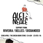 SLICE: Alfie Neale + Supports @ GDS