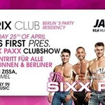 Ladies First by JAM FM 93,6 : pres SIXX PAXX