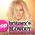 Britney's Brighton Blowout at The Green Door Store (Fri 3rd Aug)