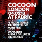 Forms: Cocoon with Special Guest TBA, Tim Green, Dana Ruh & More