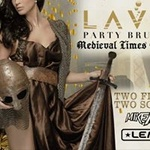 Lavo Party Brunch - Medieval Times Edition