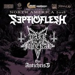 Septicflesh & Dark Funeral w/Thy Antichrist /Withering Soul /Fin