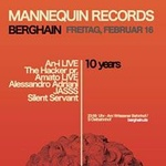 10 Years Mannequin Records