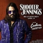 Shooter Jennings w/ Cordovas & Them Guilty Aces at Beat Kitchen