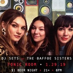 DJ Sets By: The Baffoe Sisters
