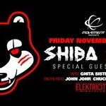 Shiba San + Golf Clap at Elektricity (Tonight)