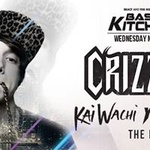 Bass Kitchen: Crizzly, Kai Wachi, Yultron, Eliminate