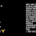 He.She.They Launch w/ Maya Jane Coles, Ellen Allien